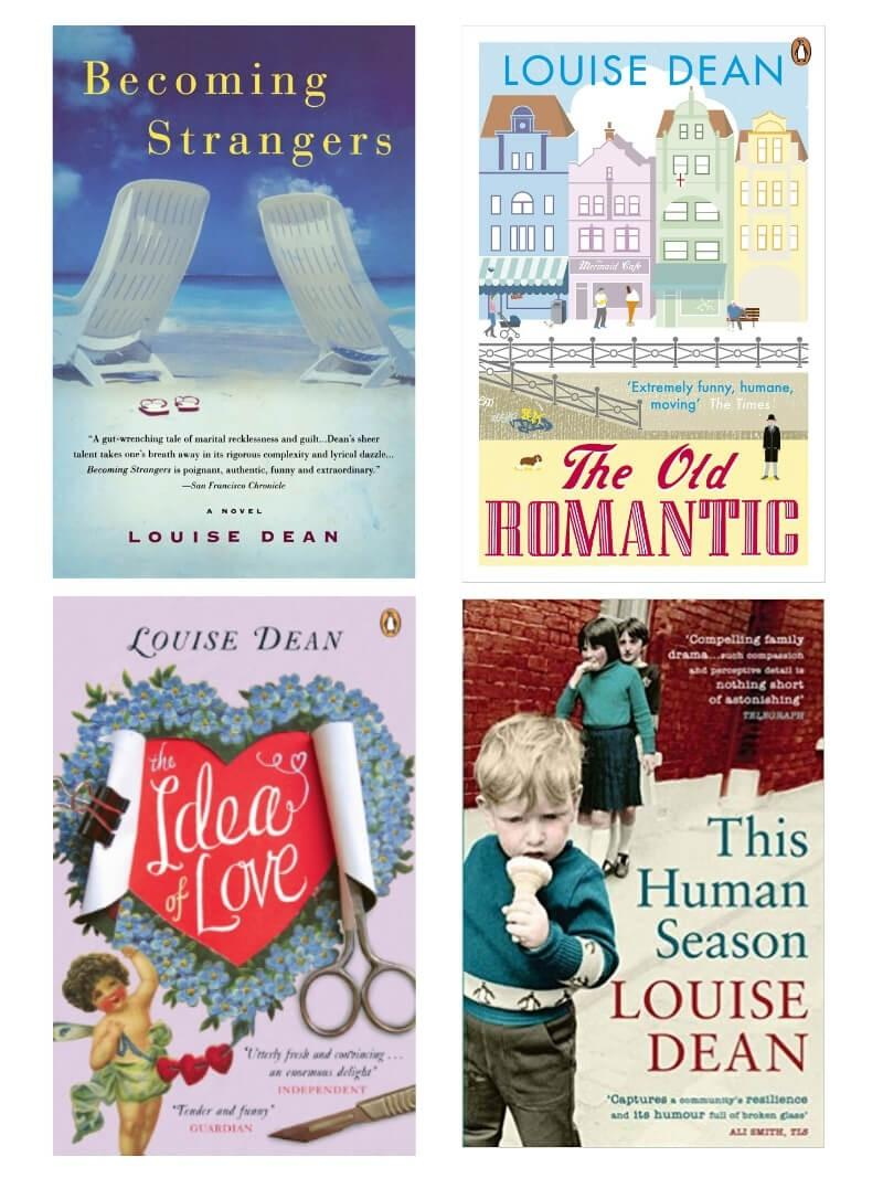 Louise Dean novels