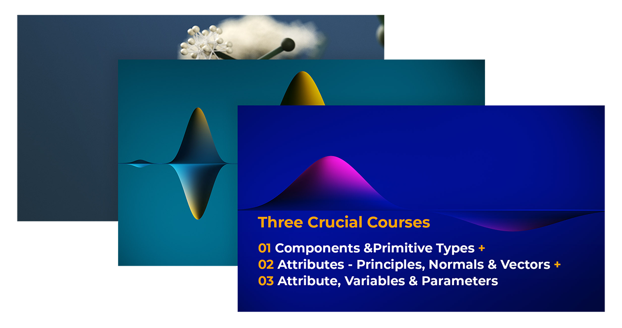 Three Crucial Courses