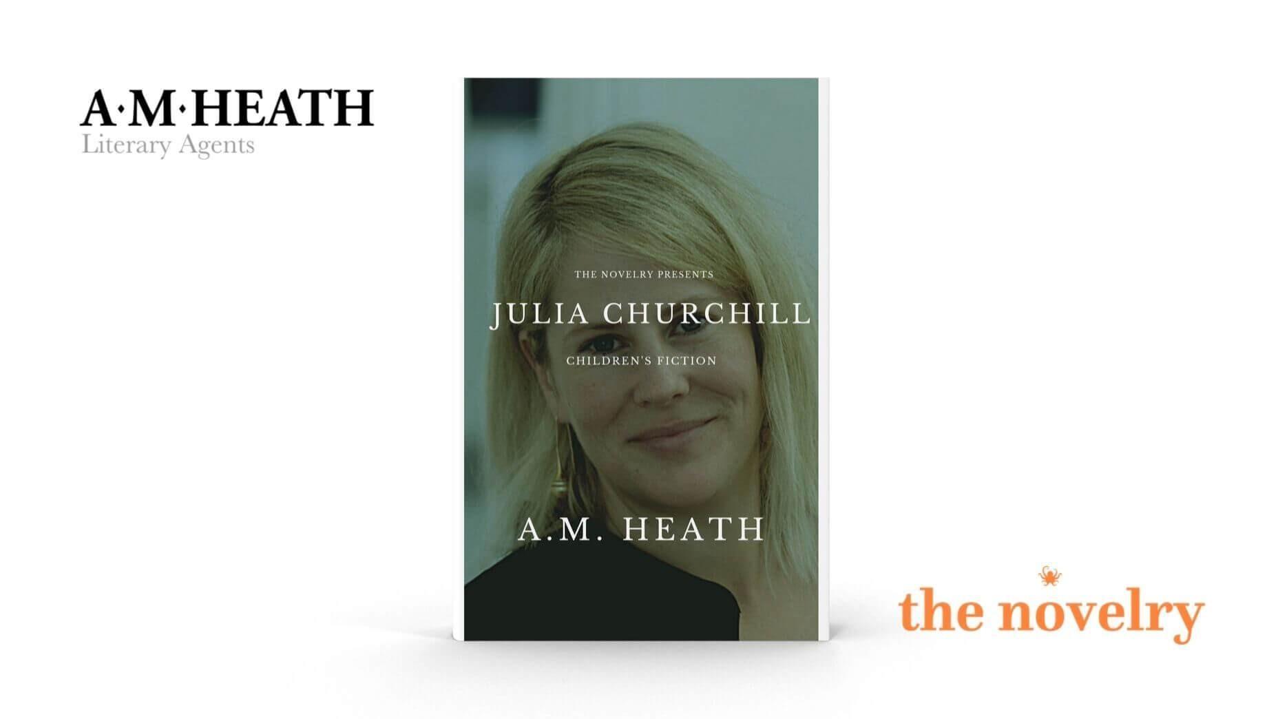Julia Churchill A.M. Heath