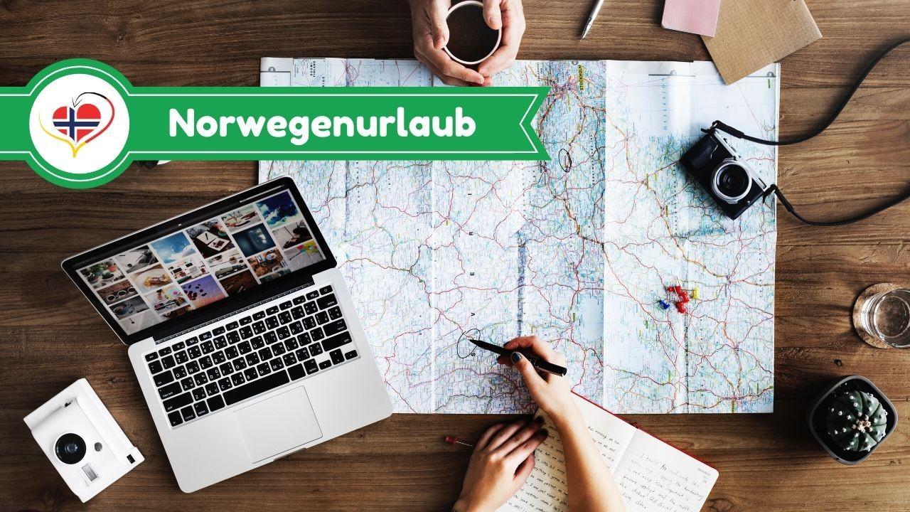 Plane deinen Norwegenurlaub
