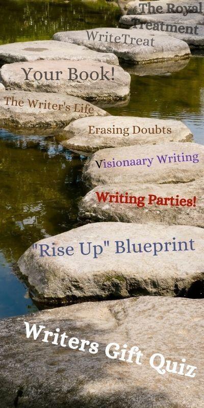 Joyful journey into writing.