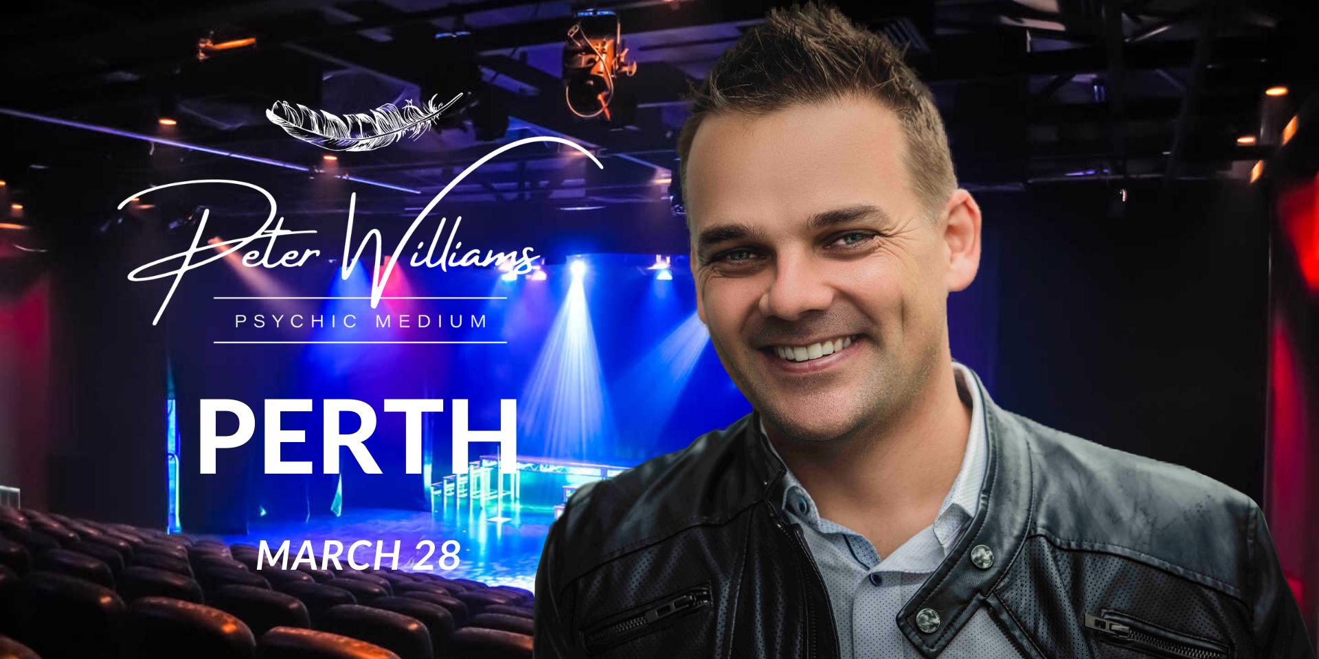 Peter Williams Medium Perth