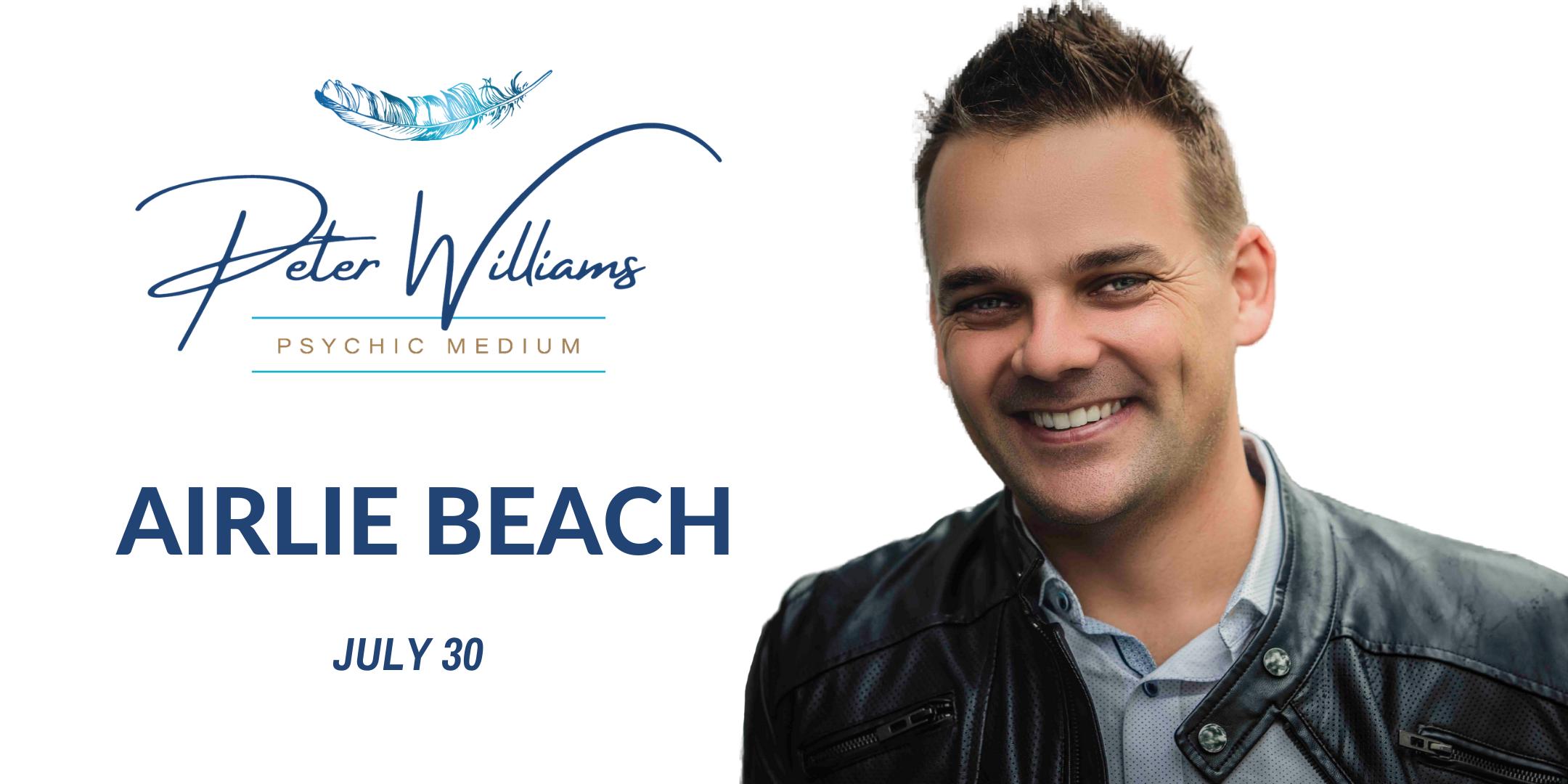 Peter Williams Medium Airlie Beach