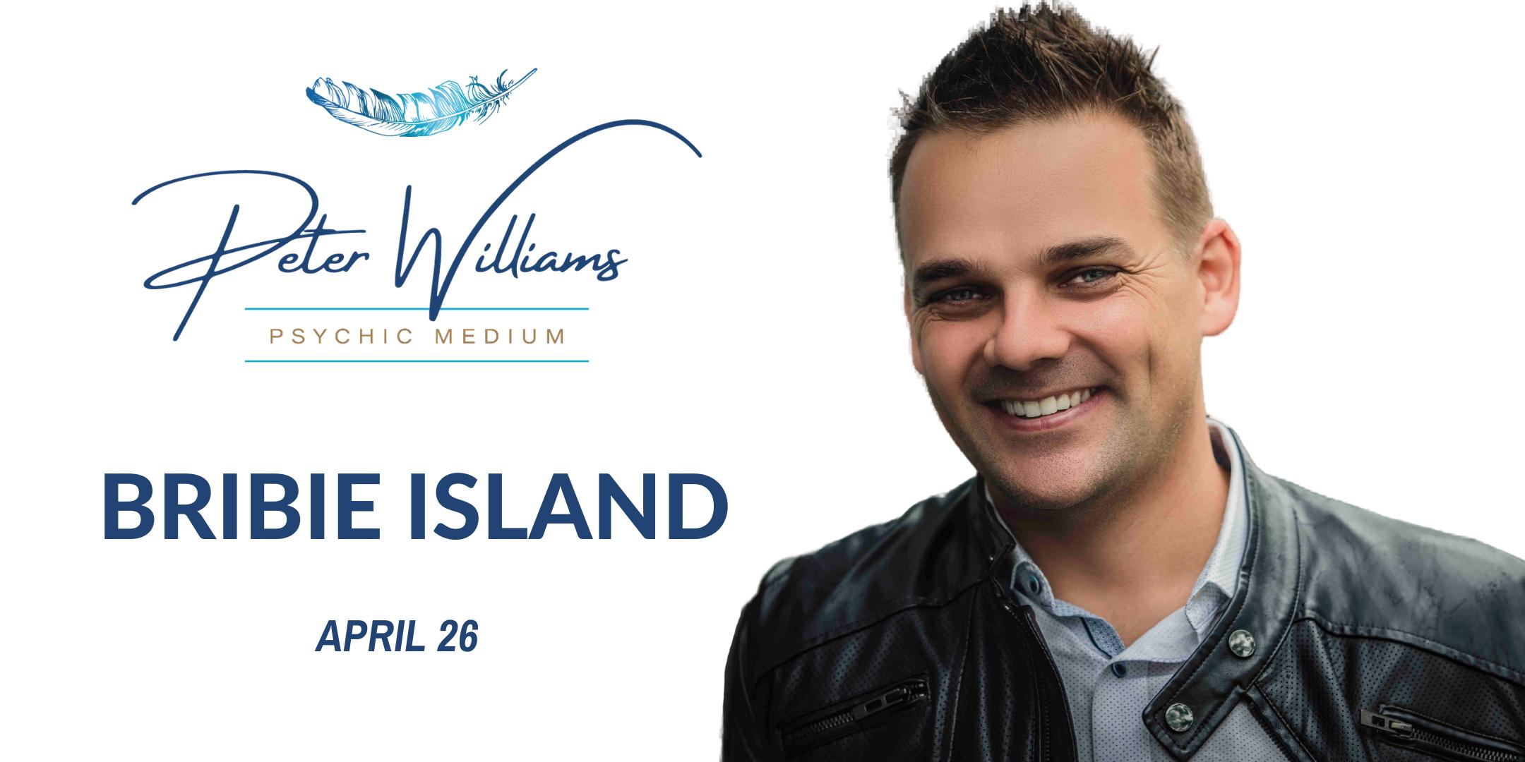 Peter Williams Medium Bribie Island
