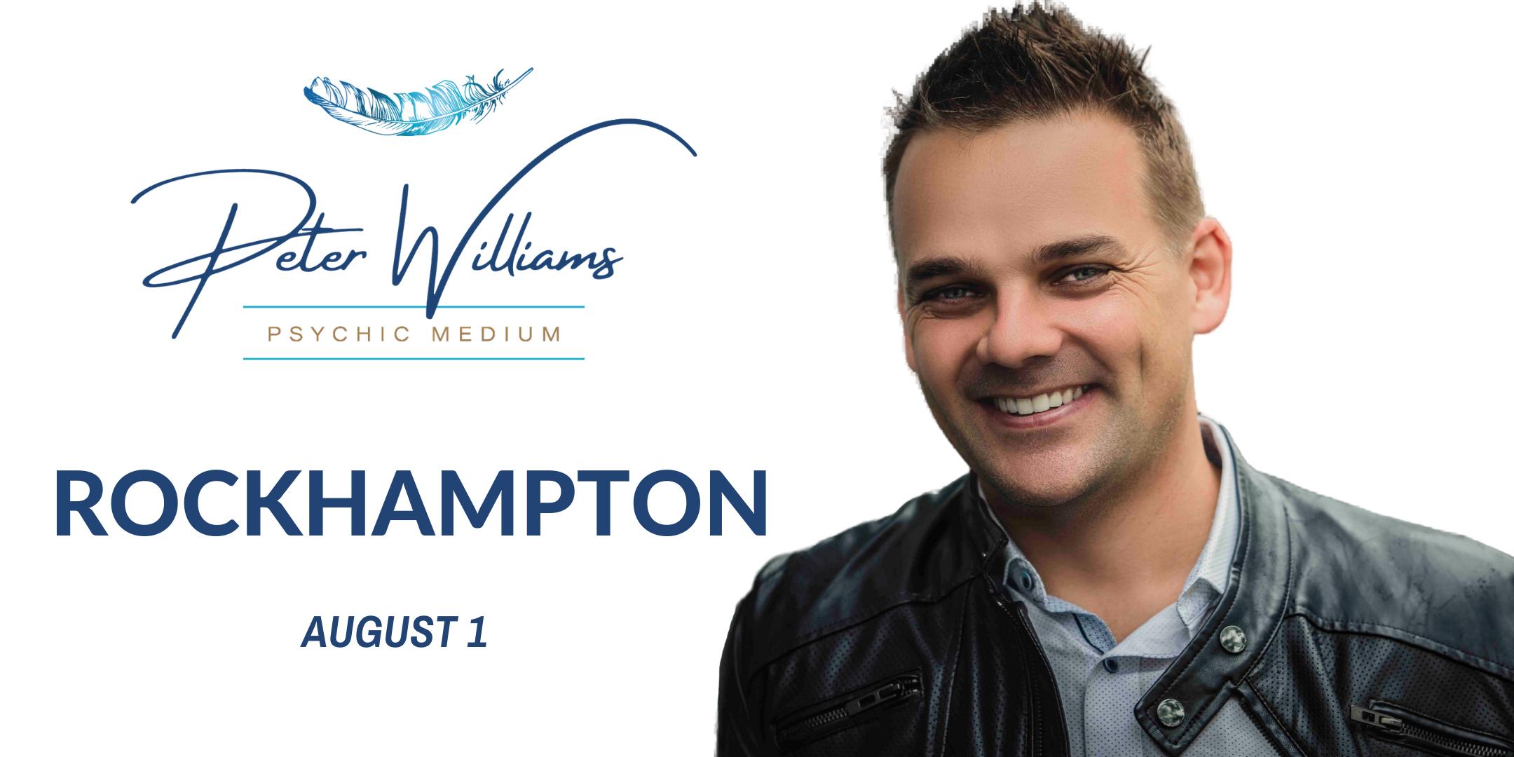 Peter Williams Medium Rockhampton