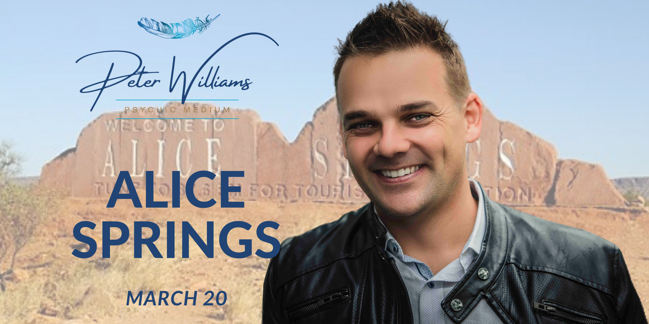 Peter Williams Medium Alice Springs
