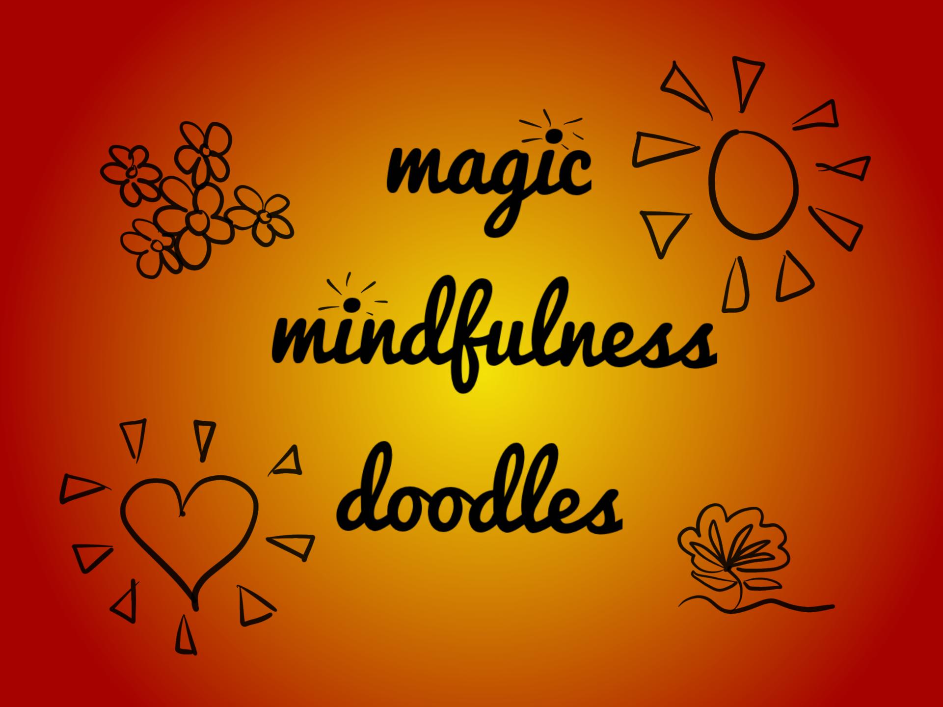 Magic Mindfulness Doodles product image