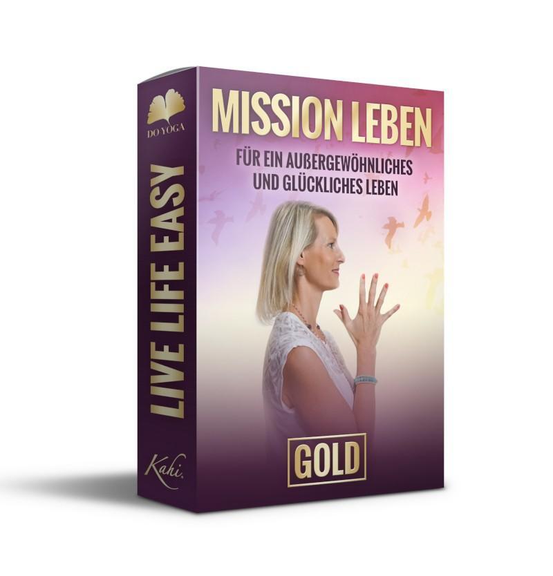 Paket gold Mission Leben