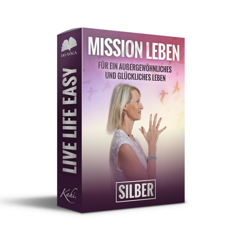 Paket silber mission leben