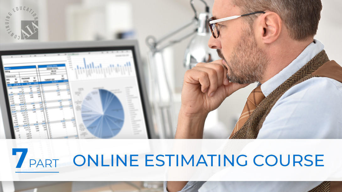 Quantity and Cost Estimating Course