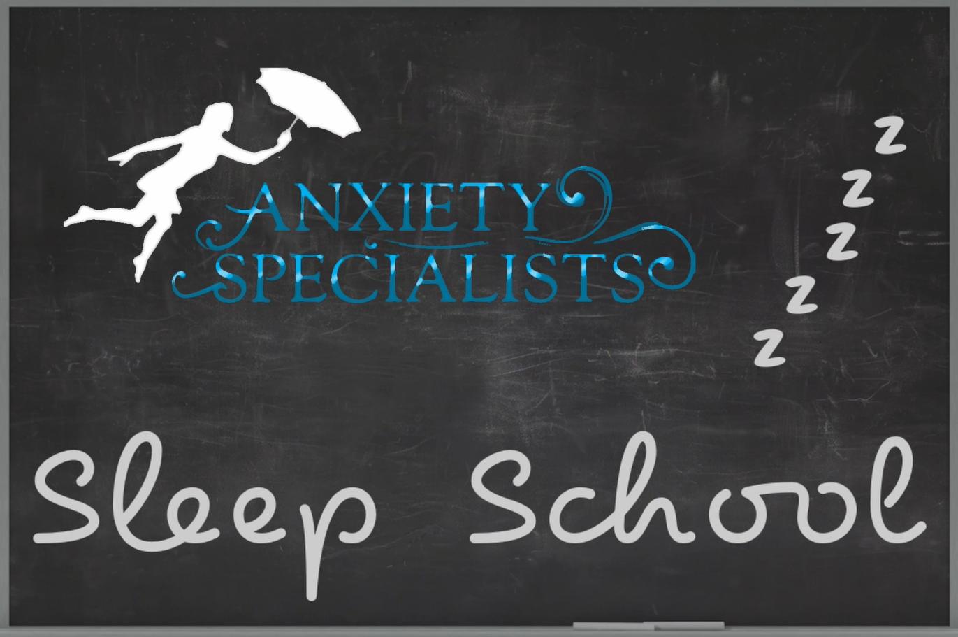 Sleep School logo