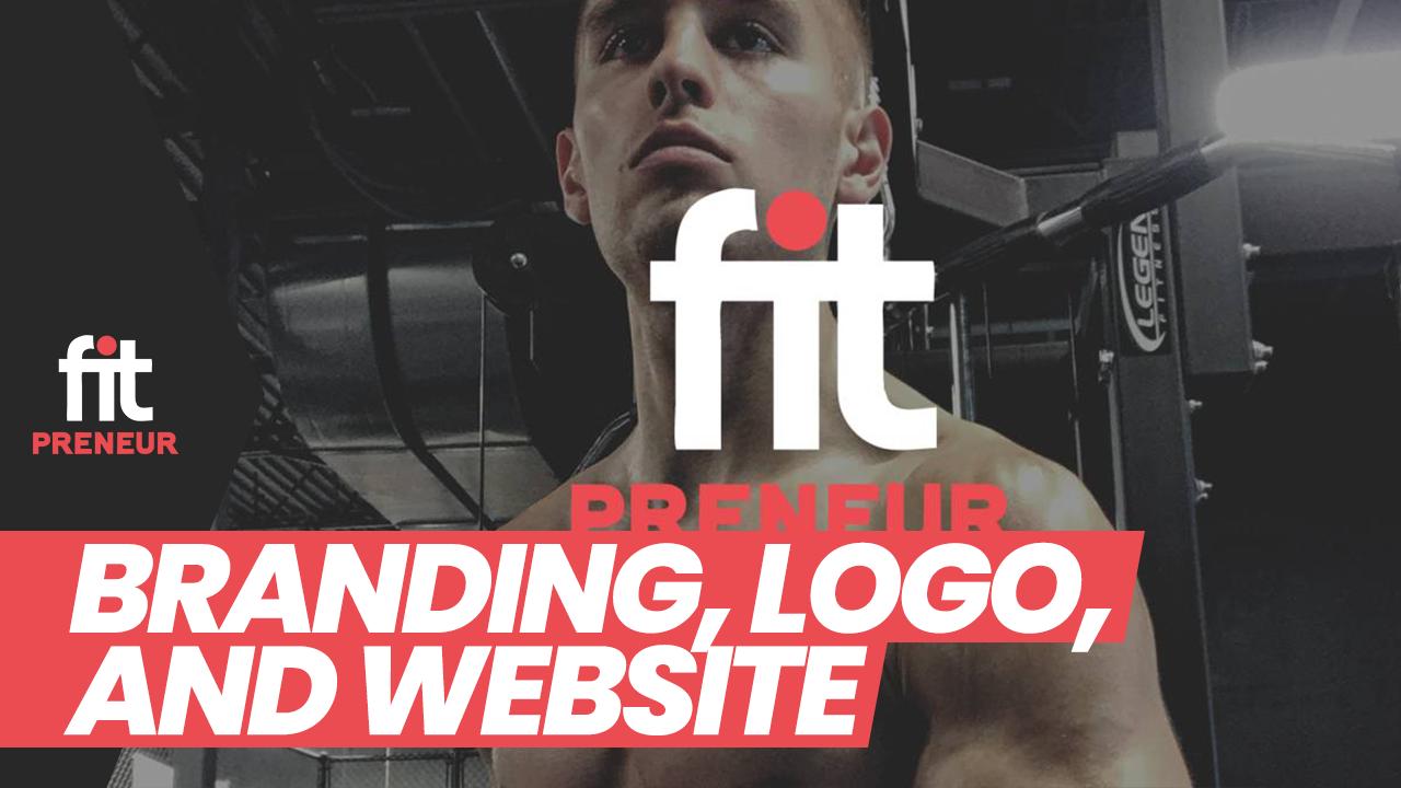 Branding, Logo, and Website