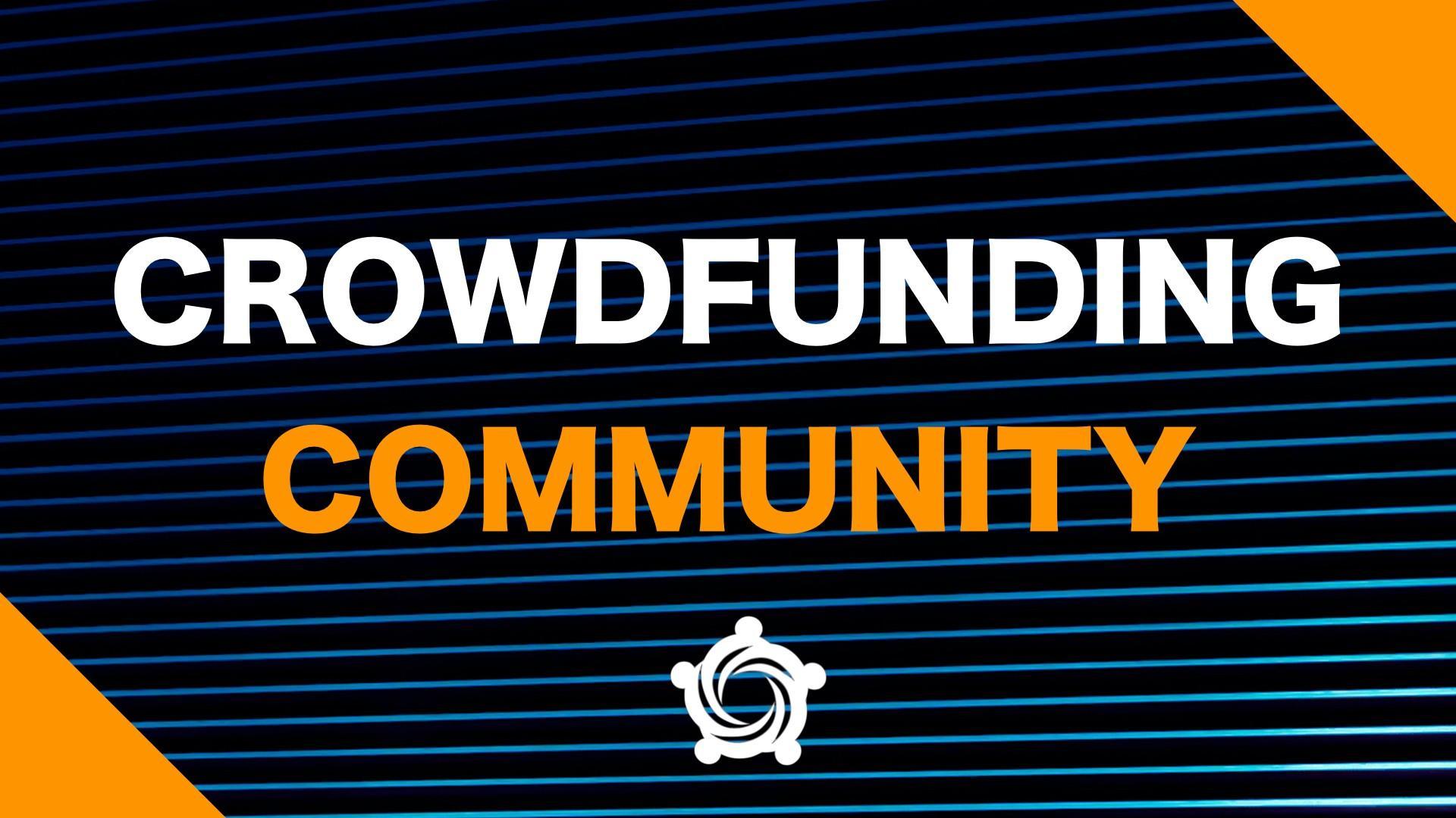 Crowdfunding Community