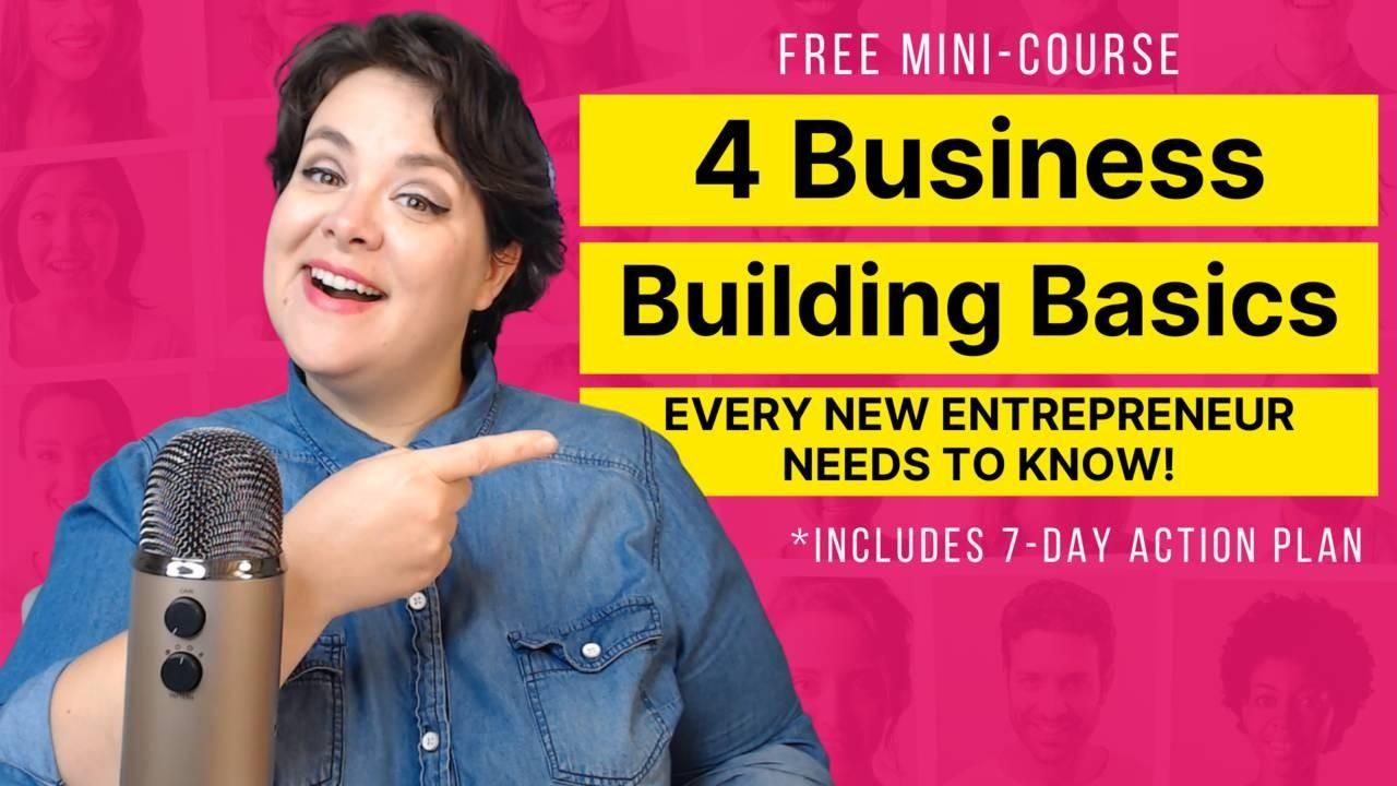Watch free 7 Mind-Blowing Reasons Your Biz Isn't Growing training