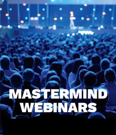 Mastermind Webinars 2019