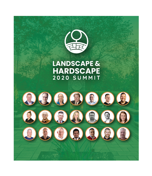 New Release: Landscape Hardscape Summit 2020