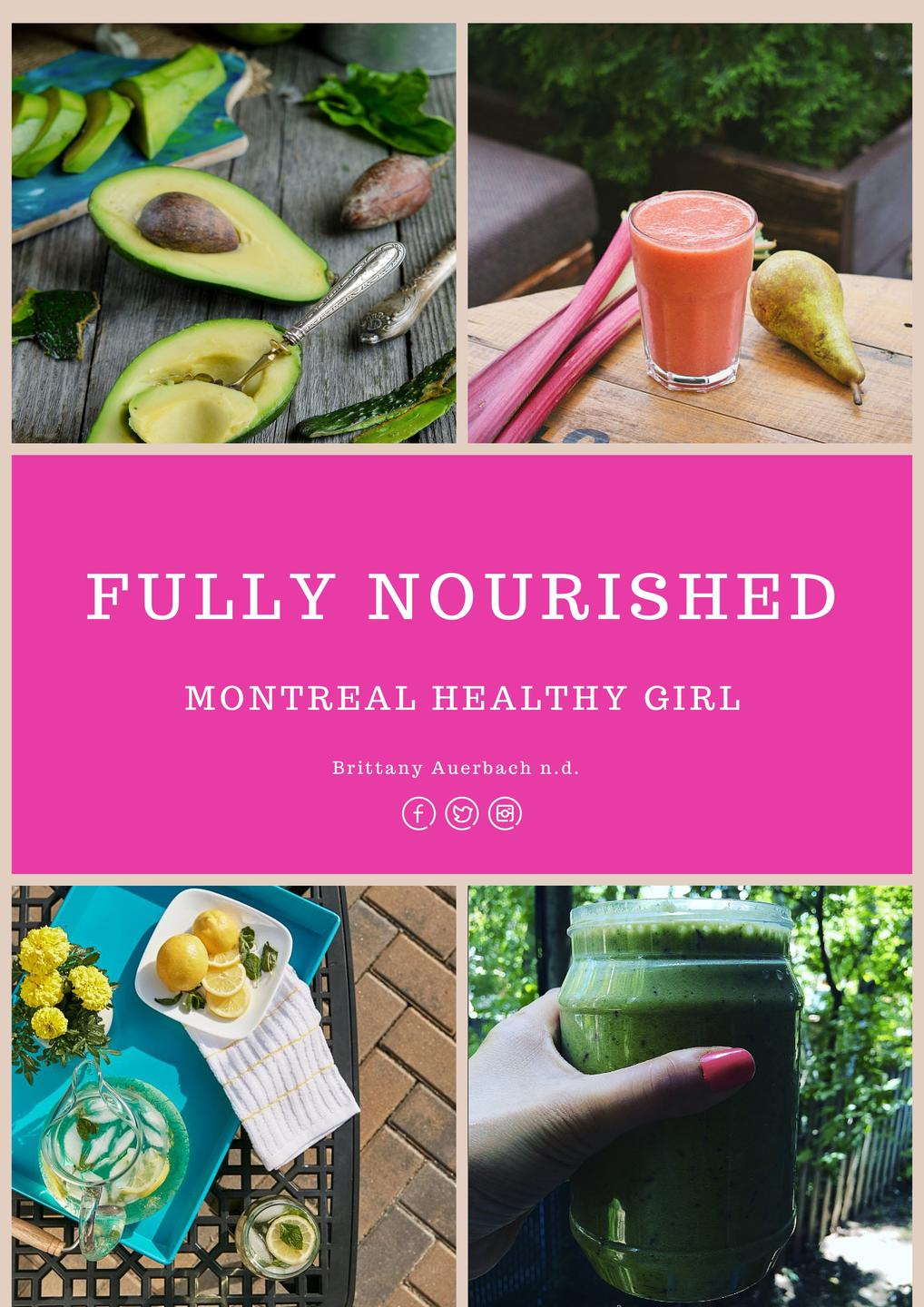 fully nourished ebook