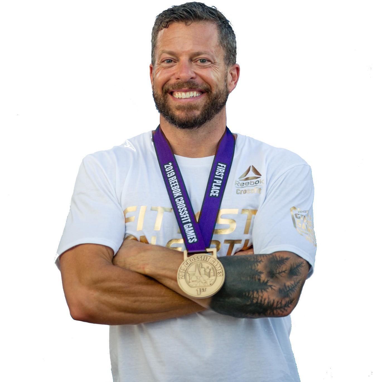 Jason Grubb, CrossFit Games Champion