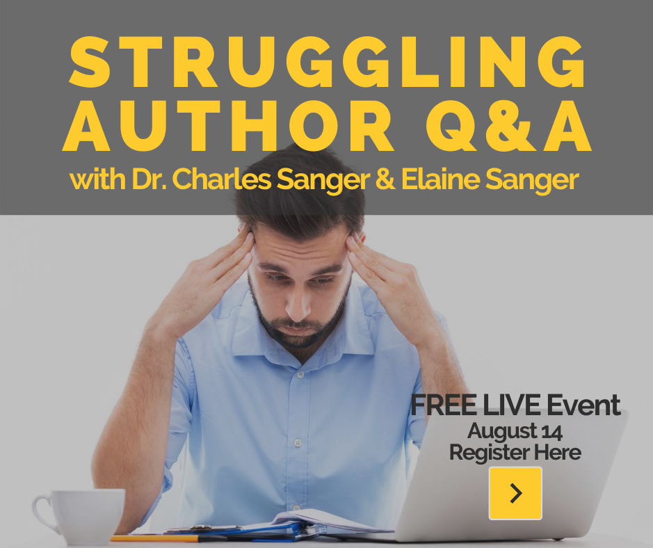Struggling Author Q&A