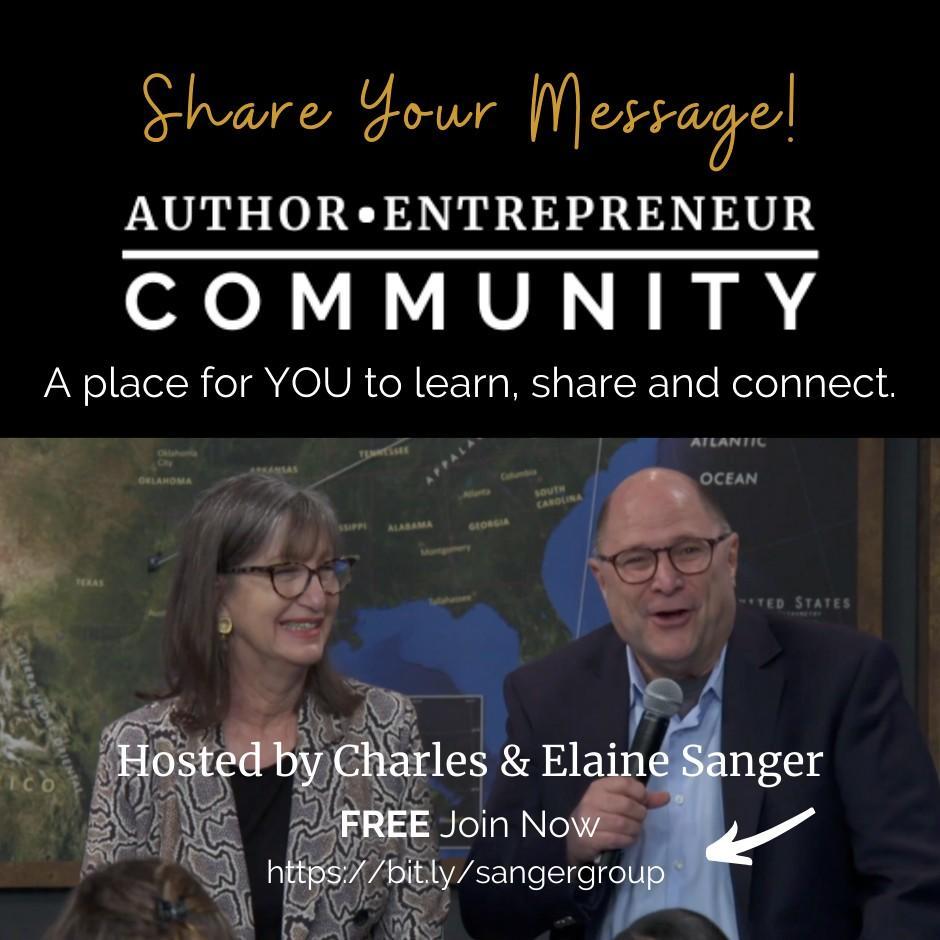 Author Entrepreneur Community