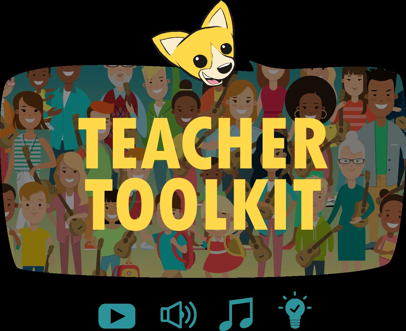 Teacher Toolkit