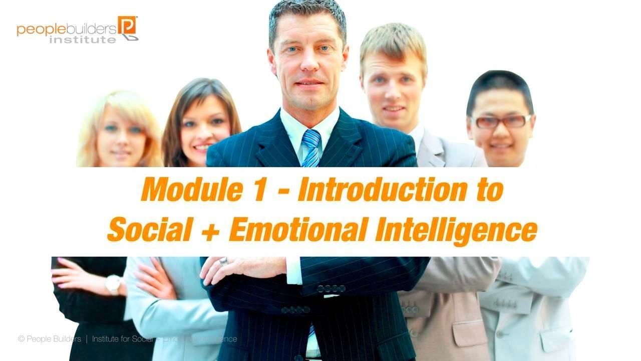 Social + Emotional Intelligence