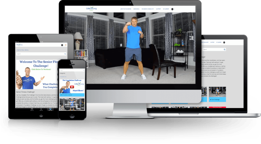 Workout on any device