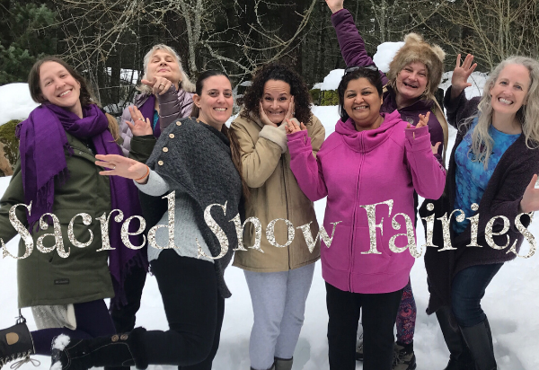 Sacred Snow Fairies