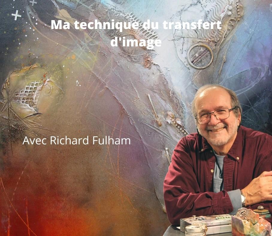 Transfert d'image avec Richard Fulham