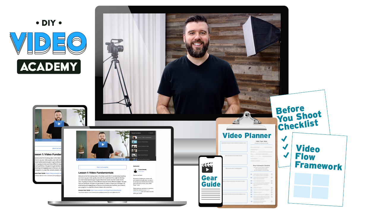 DIY Video Academy