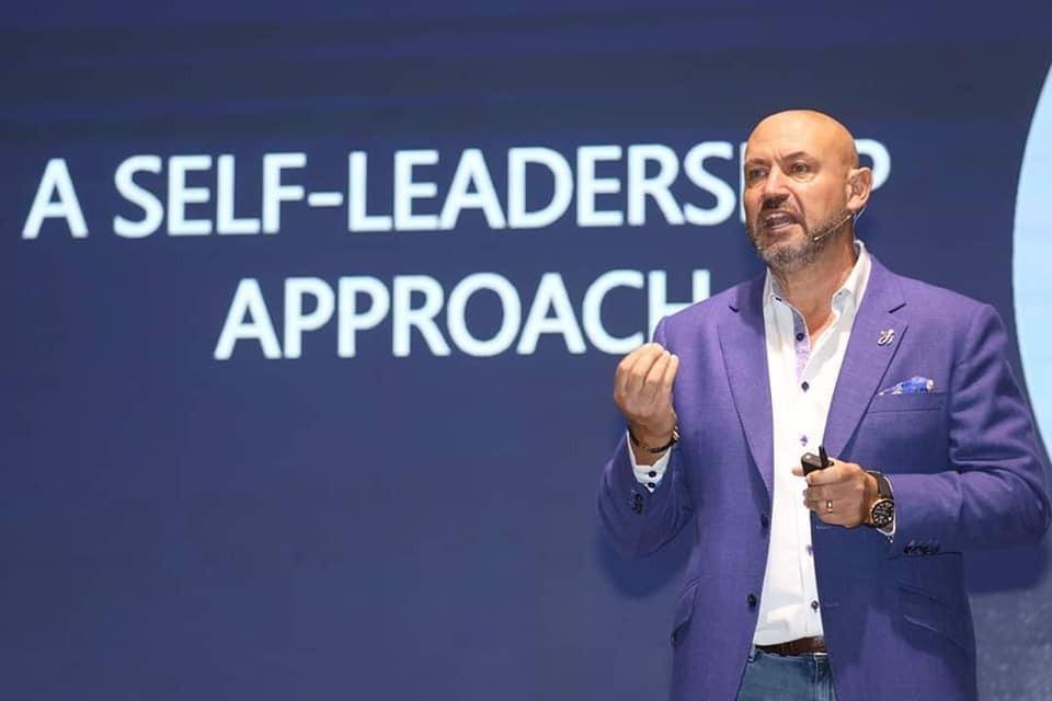 Self-leadership Definition