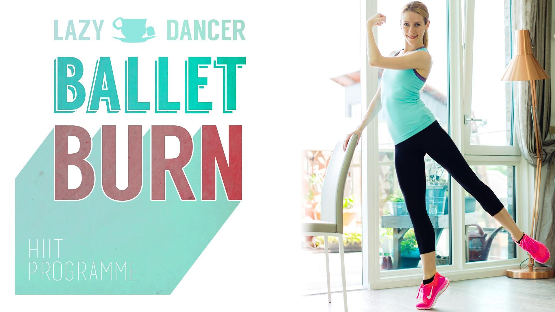 Ballet Burn HIIT Program