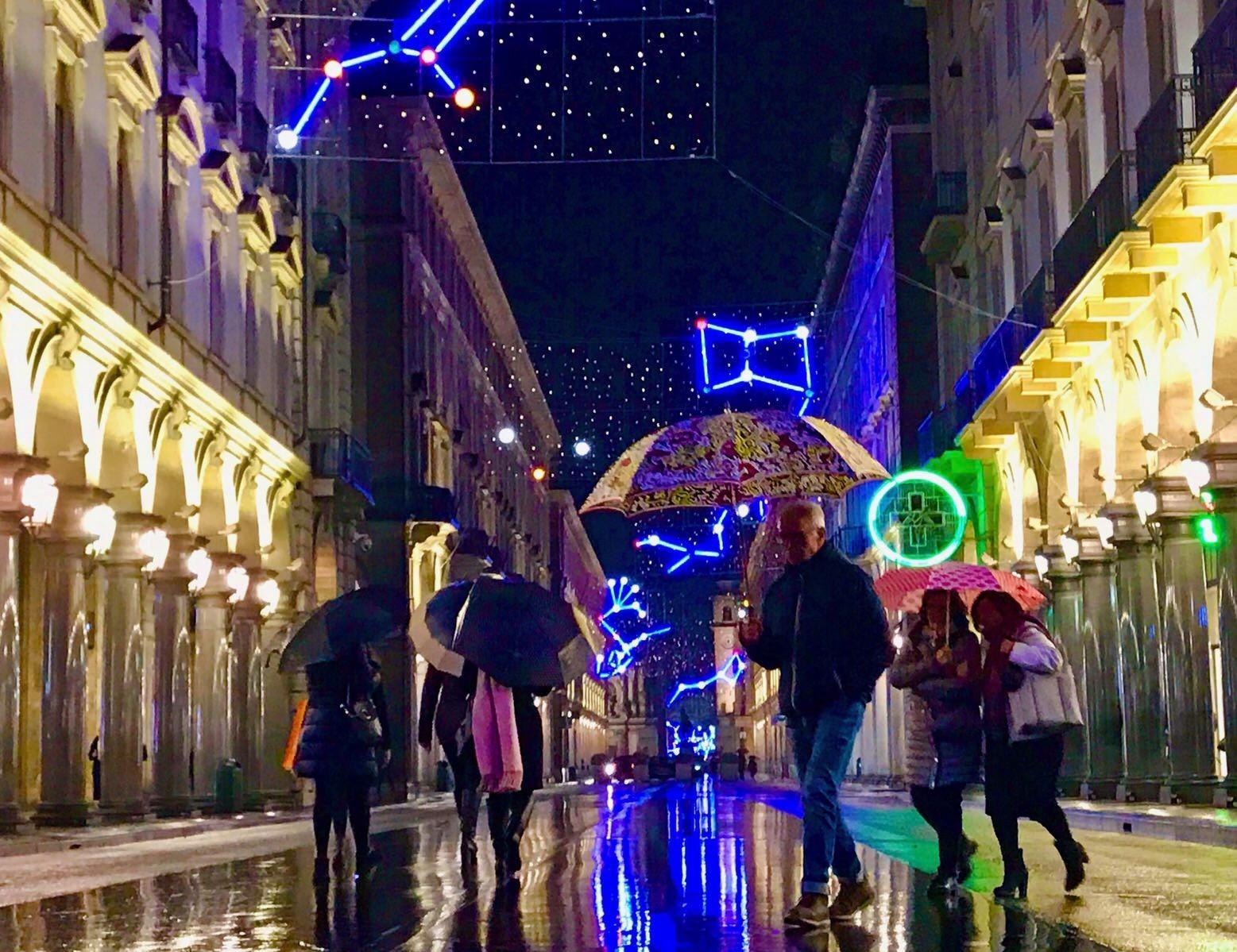 Regn Torino
