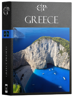 Greece Lightroom Mobile Presets