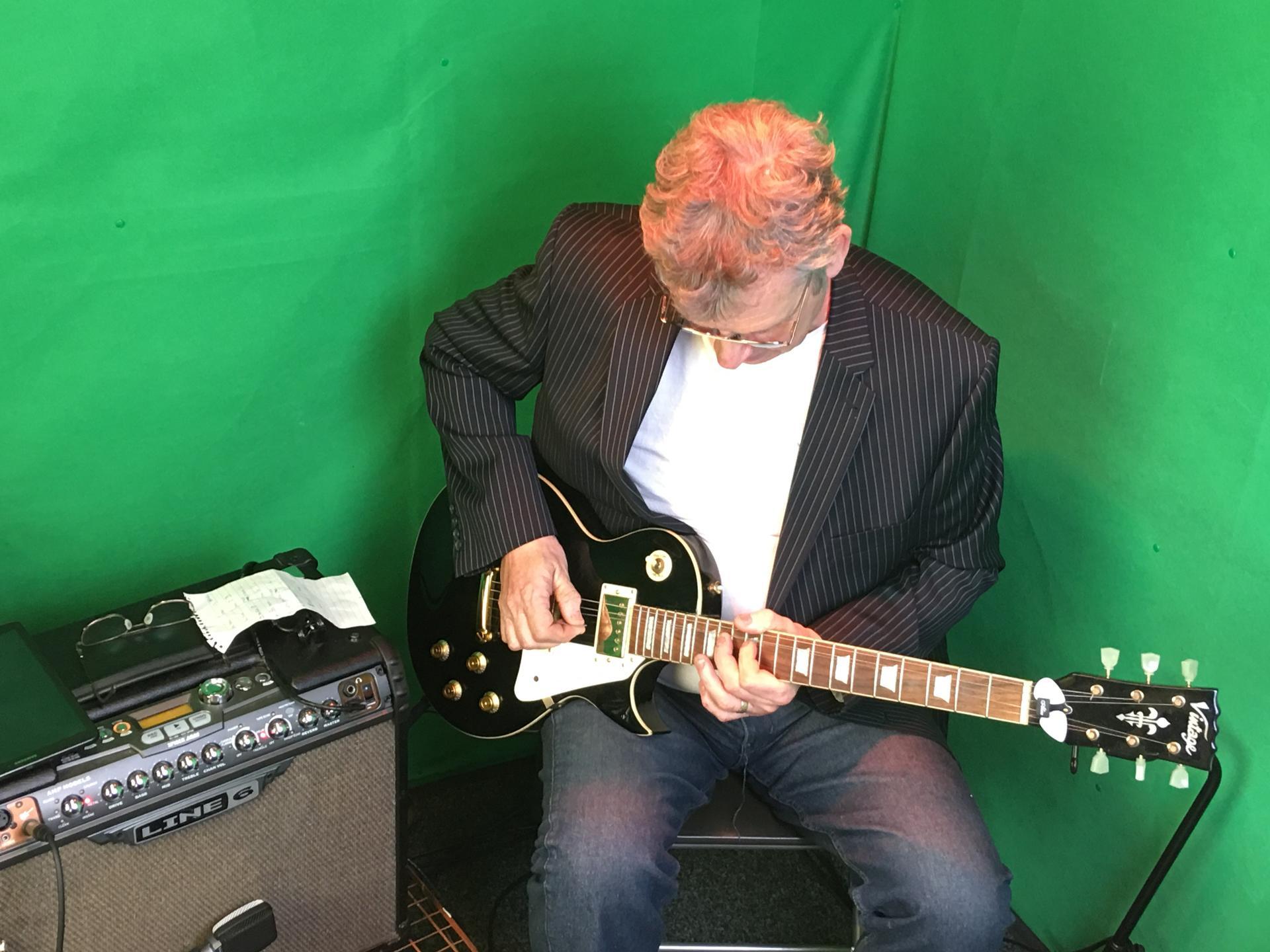 Geoff Bailey Guitarist