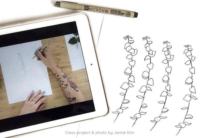 learn art online