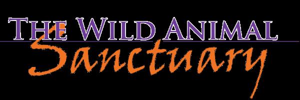 wild animal sanctuary logo