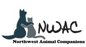 northwest animal companions logo nwac