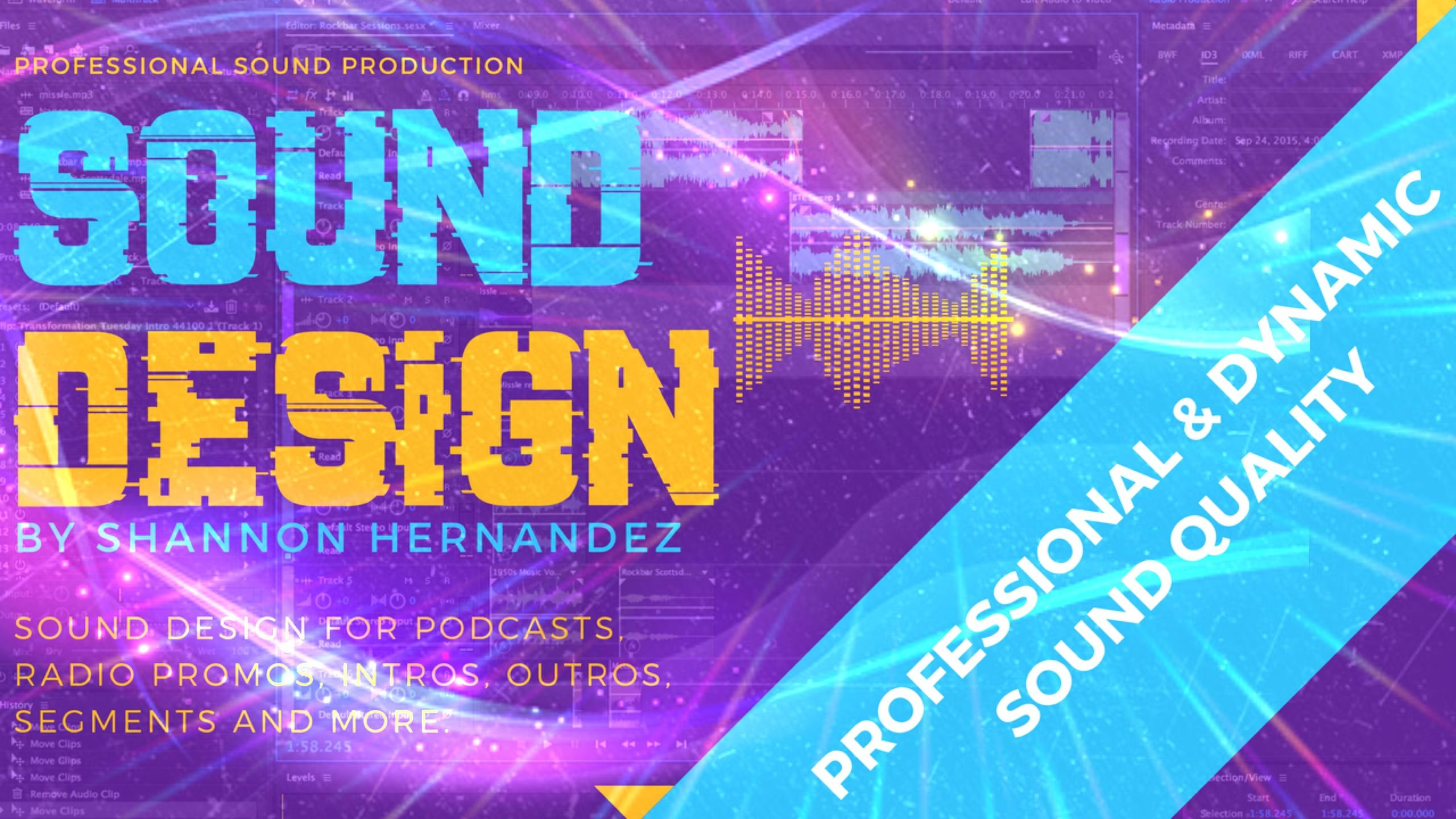 Branded Sound Design Services