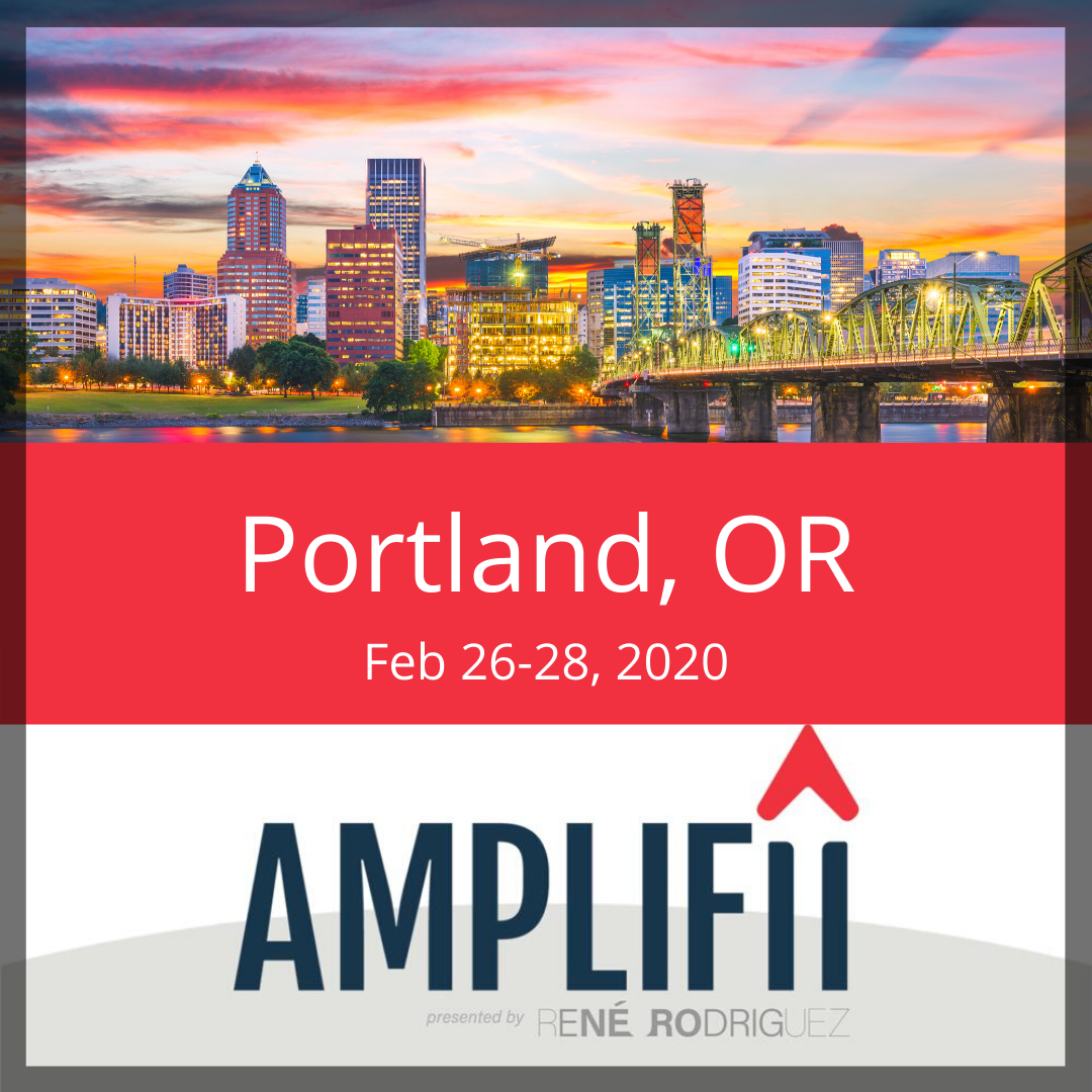 Amplifii Event - Portland, OR