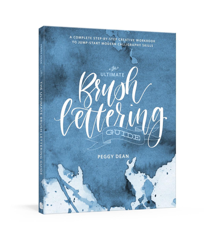 Ultimate Brush Lettering Guide