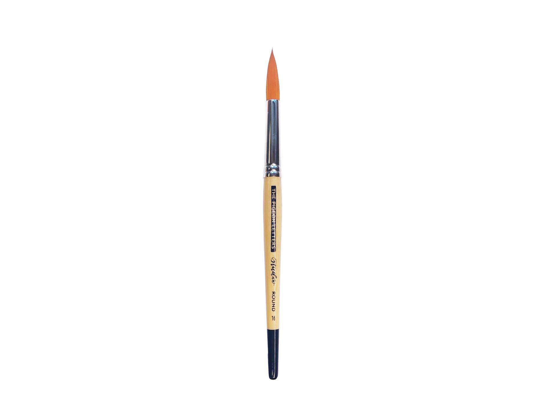 3/4 filbert paint brush