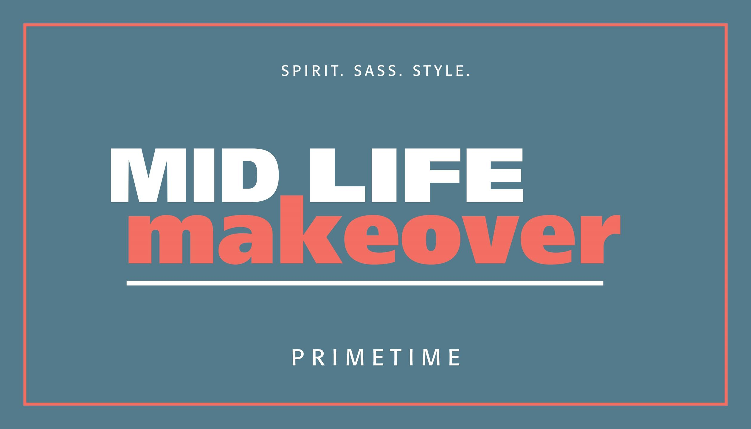 Midlife Makeover Logo