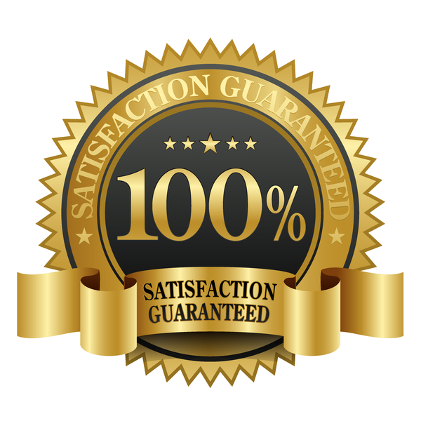 12 Month - 100% Satisfaction Guaranteed!
