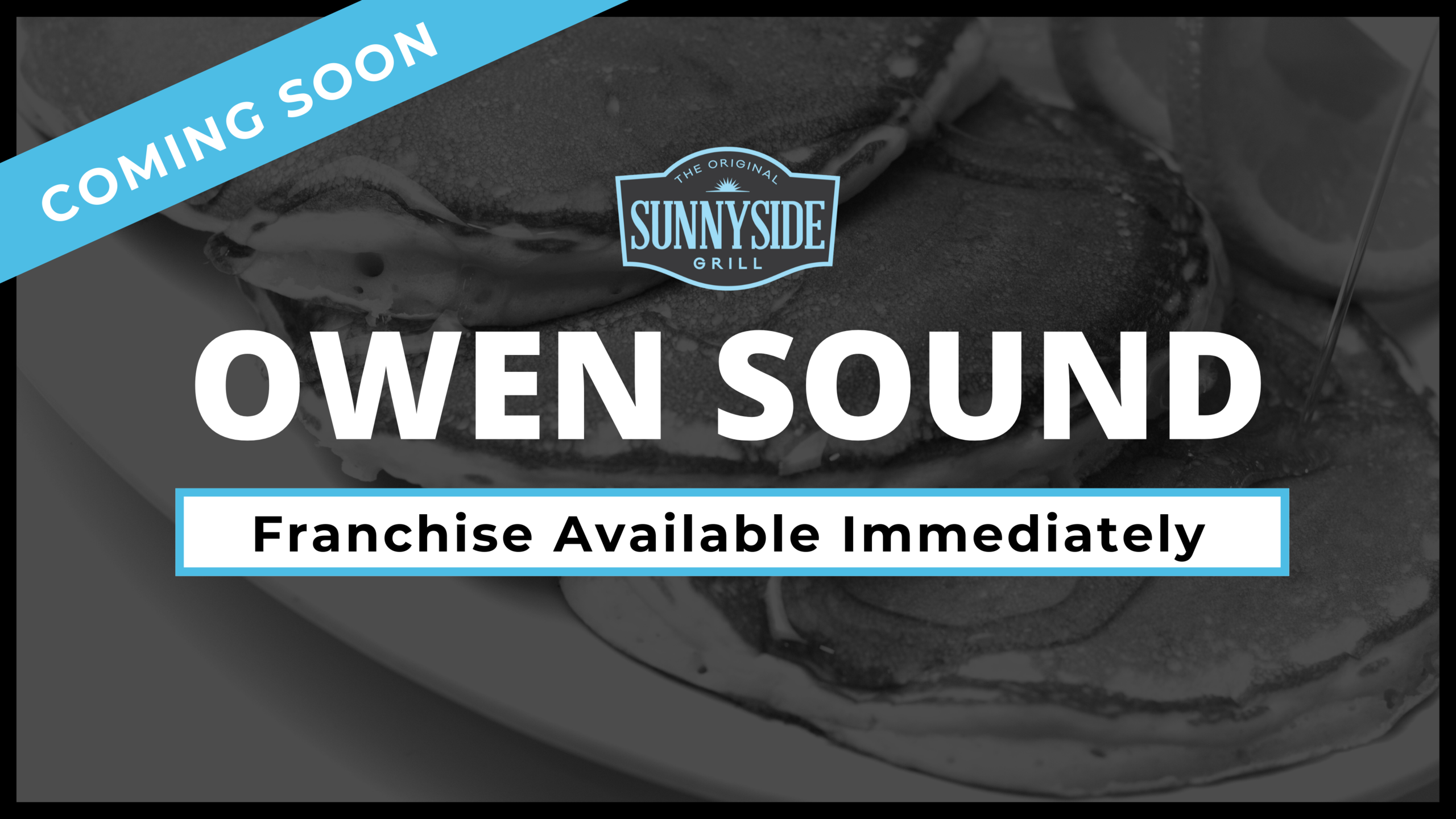 Owen Sound Franchise Available