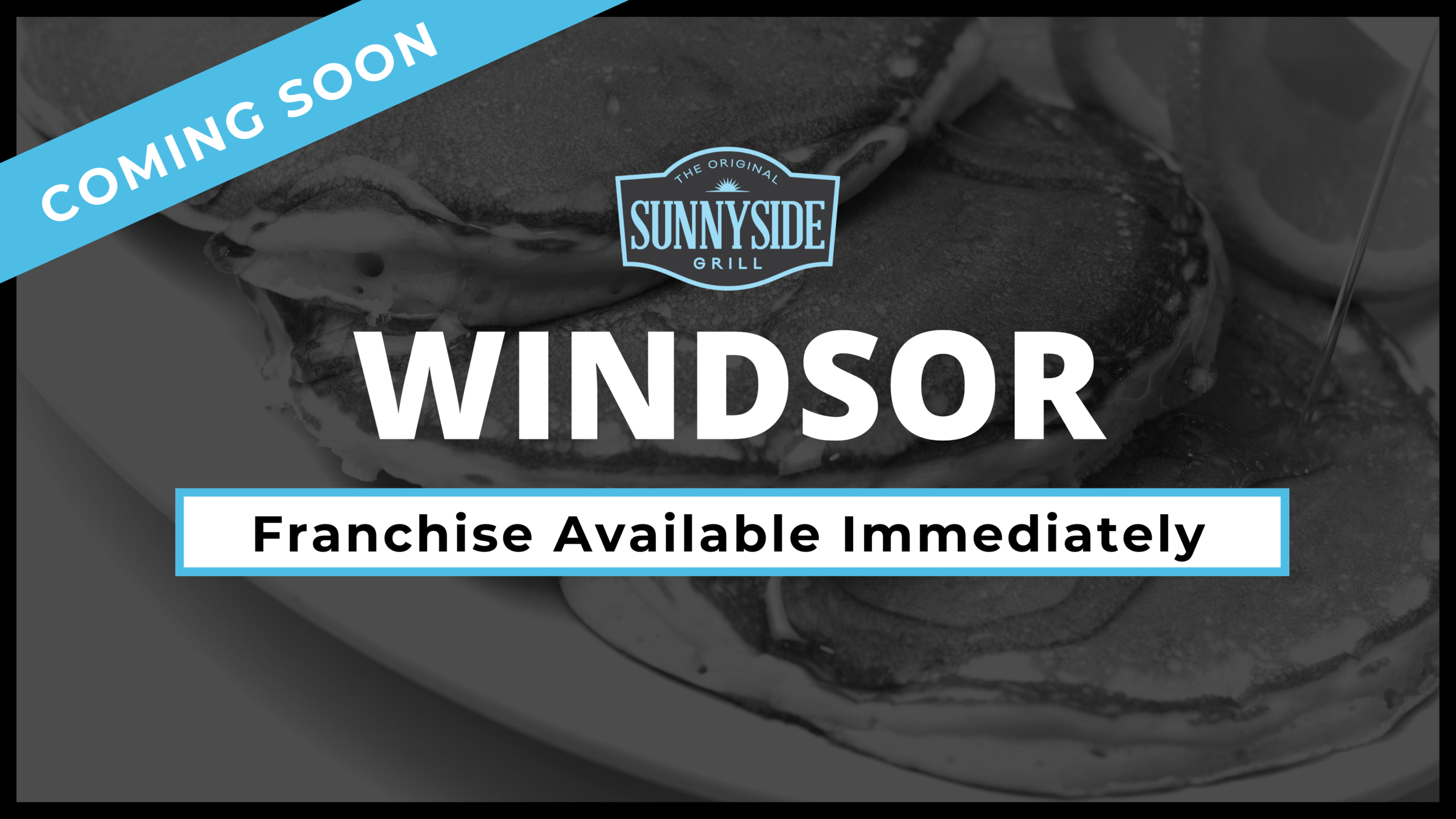 Windsor Franchise Available