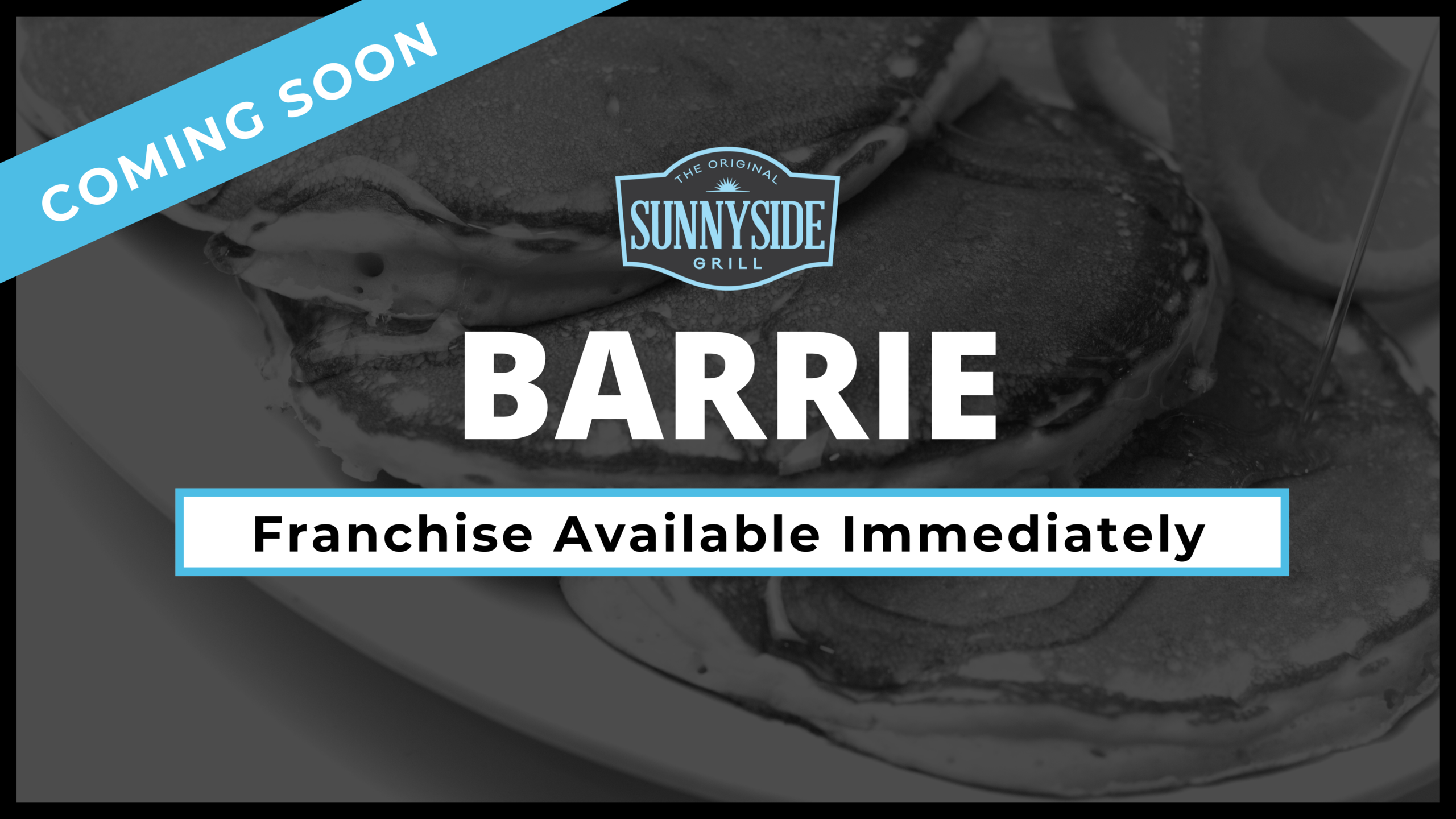 Barrie Franchise Opportunity