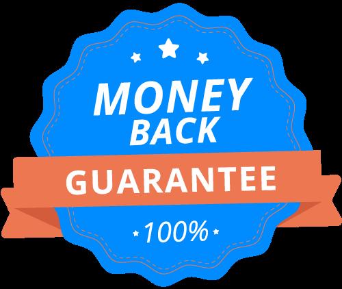 Startup Courses Money Back Guarantee Icon
