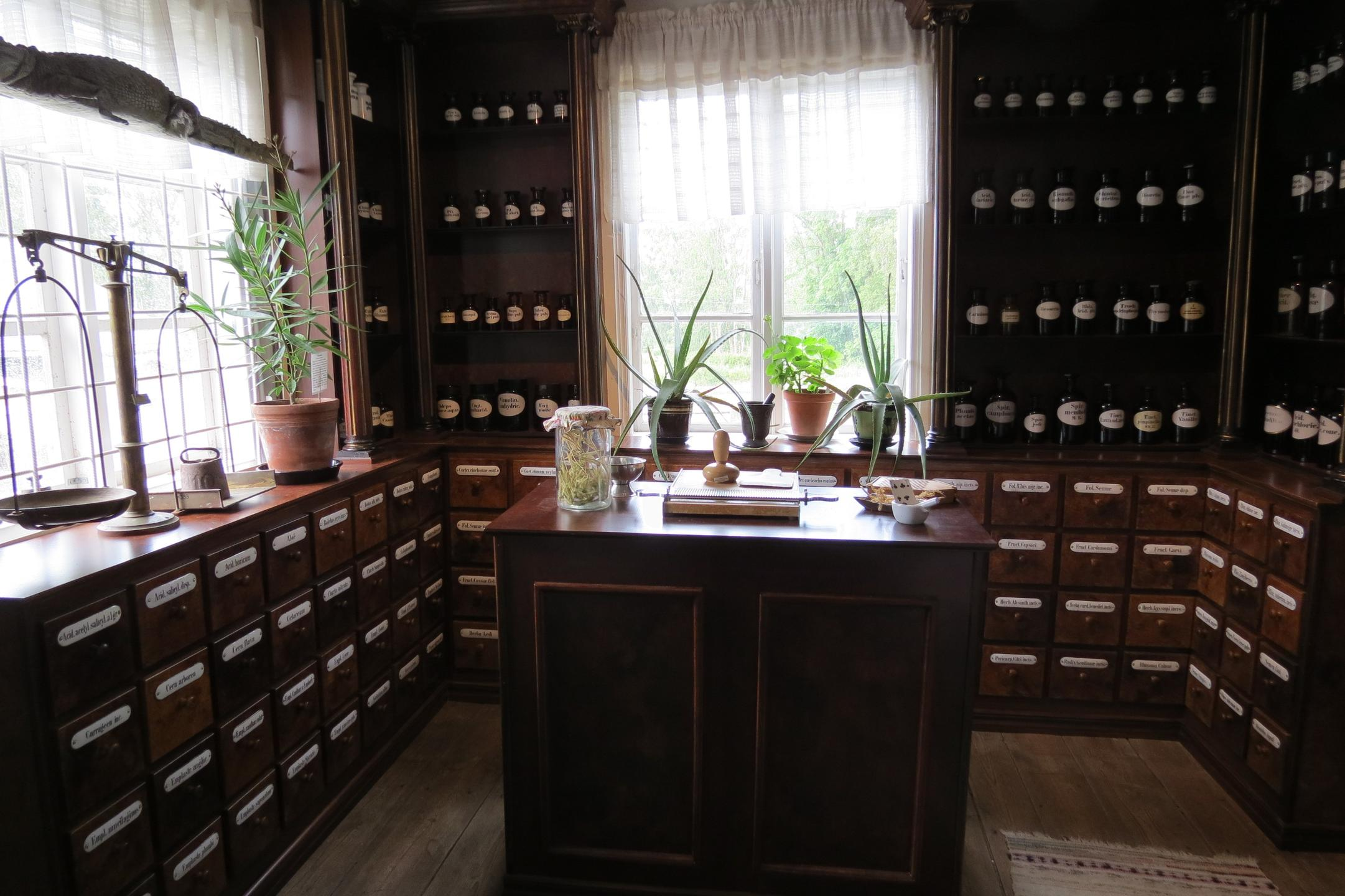 Old Swedish Apothecary