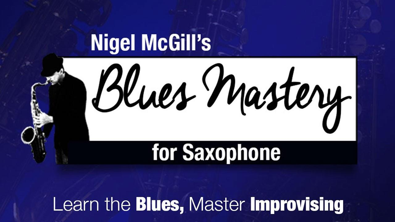 Blues Mastery for Saxophone